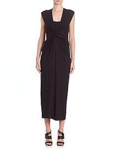 Zero + Maria Cornejo - Long Adi Dress; Love this
