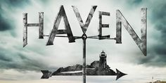 "Based off of Stephen King's ""The Colorado Kid"", this is another of my favorite tv shows out there: Syfy's Haven! This was the first show I've ever been hooked to! True Blood, White Collar, Ncis, Buffy, Teaser, New Orleans, Eric Balfour, Newest Horror Movies, Supernatural"