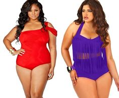 2014 PLUS SIZE Swimwear Great website!!! Everything in one place. :)