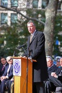 NYC Mayor Bill de Blasio wants to limit charter school growth to strengthen the public school system. Voucher System, Education Reform, Bill De Blasio, Public School, Nyc, Apple, Apple Fruit, State School, New York