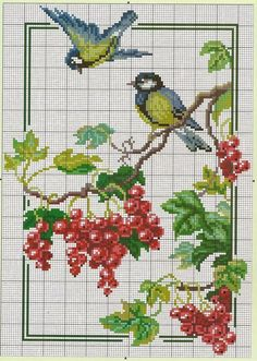 Thrilling Designing Your Own Cross Stitch Embroidery Patterns Ideas. Exhilarating Designing Your Own Cross Stitch Embroidery Patterns Ideas. Cross Stitch Fruit, Cross Stitch Cards, Cross Stitch Animals, Cross Stitch Flowers, Cross Stitching, Cross Stitch Embroidery, Cross Stitch Designs, Cross Stitch Patterns, Beading Patterns