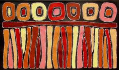 Welcome to Coolabah Art. We specialise in contemporary aboriginal artworks. Aboriginal Painting, Aboriginal Artists, Fabric Painting, Fabric Art, Acrylic Painting Techniques, Creative Artwork, Australian Art, Indigenous Art, Art Lesson Plans