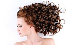 READ ABOUT: How to make curls with a hair iron? - #hair #hairstyles #curls