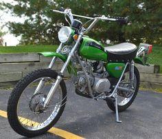 HONDA SL70 MOTOSPORT