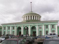 Murmansk (Му́рманск), Russia