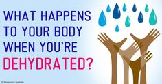 Practically everyone is at risk for dehydration, that's why it's a must to know about the symptoms of dehydration and the ways to prevent it. http://articles.mercola.com/dehydration-symptoms.aspx