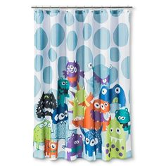 Circo™ Monsters Shower Curtain