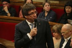 Puigdemont questions Spain's willingness to dialogue as it doesn't include bilateral negotiation with Catalonia