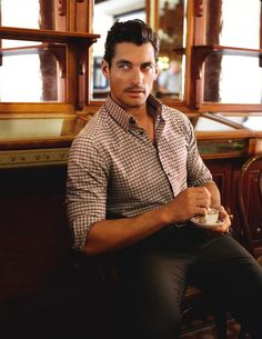 Marks & Spencer Men's A/W '12 Campaign > photo 1867535 > fashion picture