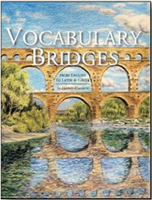 Vocabulary Bridges from English to Latin & Greek - have the freebie from Homeschool Giveaways.com