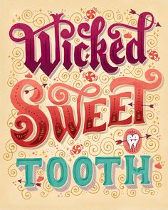 Wicked Sweet Tooth by Mary Kate McDevitt