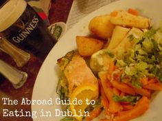 What and where to eat when visiting Dublin during study abroad
