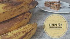 #bananenverarbeiten #bananenkuchen #rezept
