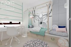"""Determine additional info on """"modern bunk beds for girls room"""". Check out ou. Determine additional info on """"modern bunk beds for girls room"""". Check out our site. Bunk Beds For Boys Room, Cool Bunk Beds, Kid Beds, Girl Room, Girls Bedroom, Child's Room, Bedroom Ideas, Loft Spaces, Deco Design"""