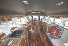 School Bus Conversion to Tiny Home - Tiny House Blog
