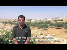 Susiya asks for solidarity and international presence in the village