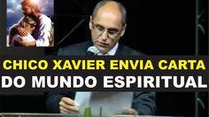 Chico Xavier Envia Mensagem Do Mundo Espiritual - Wagner Paixão