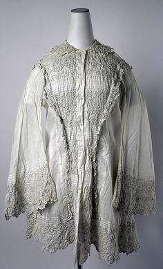 Dressing Jacket #1850s #VBT