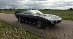 1968 Maserati Ghibli  - Spyder PRICE REDUCTION