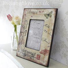 Carte Postale Photo Frame £8.95