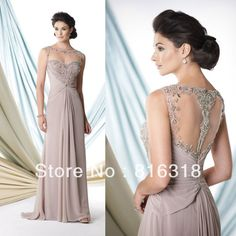 Vestidos Long Formal Free Shipping A Line Long Beaded Elegant Formal Evening Dress Plus Size Pageant Gowns Vestido Longo $165.00