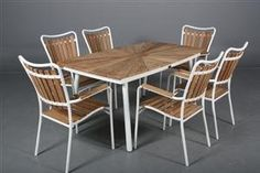 Outdoor/indoor table & chairs from bobutik.com.au