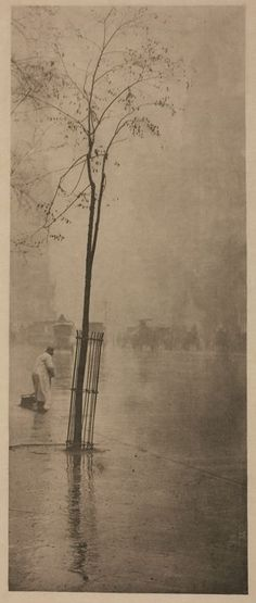 Spring Showers, 1901