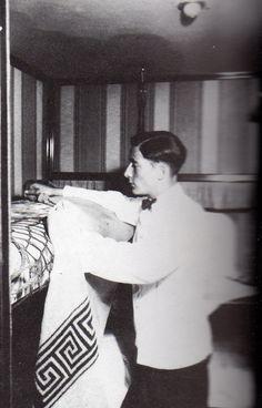 LZ127 Graf Zeppelin interior