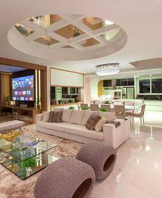 E para te inspirar ainda mais um espaço dos sonhos by Iara Kilaris. Será que amei?!  -  |Me acompanhe também no @pontodecor e @maisdecor_ - www.homeidea.com.br  Face: /homeidea  Pinterest: Home Idea #homeidea #arquitetura #ambiente #archdecor #archdesign #projeto #homestyle #home #homedecor #pontodecor #homedesign #photooftheday #interiordesign #interiores #picoftheday #decoration #revestimento  #decoracao #architecture #archdaily #inspiration #project #regram #home #casa #grupodecordigital…