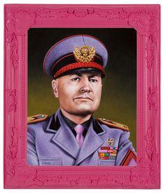 """""""Mussolini"""" by Scott Scheidly"""