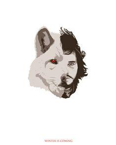 Jon Snow by Brian J. Smith