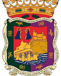 Los Reyes Católicos concedieron a Málaga su escudo de armas el 30 de Agosto de 1494
