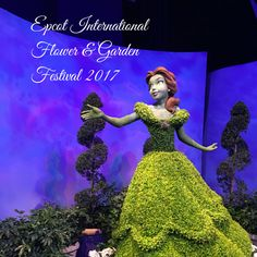 On the heels of the 1st (and wildly successful) Epcot Festival of the Arts comes the beloved Epcot International Flower and Garden Festival. This year marks the Festival's 24th year and promises to be richer, more beautiful and the best festival yet. The WDW Radio team had the chance to preview some of the highlights of the upcoming festival, including some of the fabulous new horticulture techniques and newest food additions. #wdwradio #freshepcot #disneymoms #disneysmmc