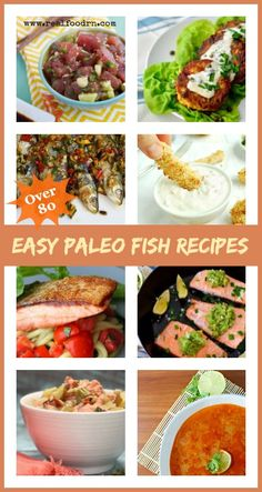 Easy whole 30 meal ideas real food rn real food rn recipes over 80 easy paleo fish recipes so many delicious paleo fish recipes all in forumfinder Images
