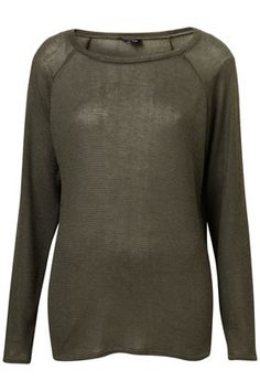 Two Tone Sloppy Sweater