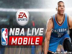 NBA Live Mobile  Android Game - playslack.com , Control basketball players on the court. Do precise passes, attractive maneuvers, and astonishing trickeries to attain the ball into the basket. Become the possessor of your popular NBA team in this game for Android. purchase likely basketball players, train your players enhancing  your team, performance, and spying  brand-new qualities. accumulate a dream team and prevail mind-blowing matches with many rival factions. guide your team to…