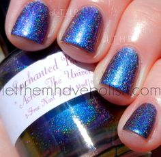 Enchanted Polish Beatles Inspired Collection Across the Universe