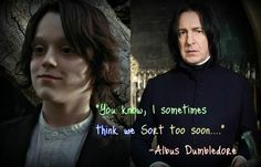 Awesome Snape is awesome!