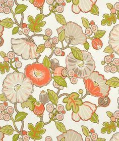 P. Kaufmann Outdoor Hip Floral Sorbet Fabric