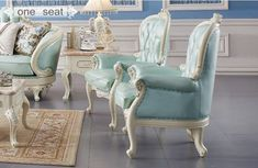 Our have more than 15 years of custom furniture experience, White Dining Chairs, Living Room Chairs, Furniture Styles, Custom Furniture, Classic Sofa, Classic Style, Blue Leather Chair, Leather Chairs, Big Chair