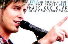 VOCE PRECISA DE DEUS!!!