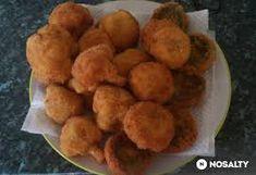 gomba rántva – Google Kereső Potatoes, Vegetables, Ethnic Recipes, Food, Google, Potato, Essen, Vegetable Recipes, Meals