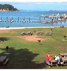 Angel Island with Roundtrip Ferry - included on the Go San Francisco Card!