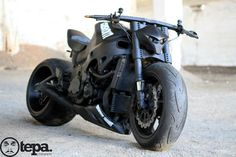 Suzuki GSX 1300R Hayabusa Destroyer I2I Streetfighter