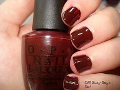 Love this color. But she obviously isn't a client of Deana's!!