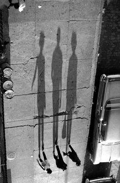 Pedestrian Urbanity, by Adger Cowans / Getty