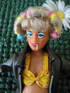 Walmart Barbie