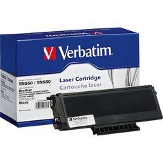 Verbatim Remanufactured Laser Toner Cartridge alternative for Brother #99357