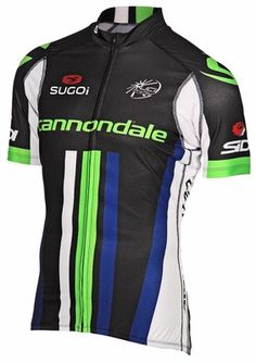 a67393276 The 2013 Cannondale Pro Cycling Team Jersey in black.  cycling  Cannondale   procycling