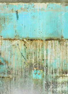 Delray Biker Blues by Anahi DeCanio (2006) for ArtyZen Studios #art #homedecor #abstract